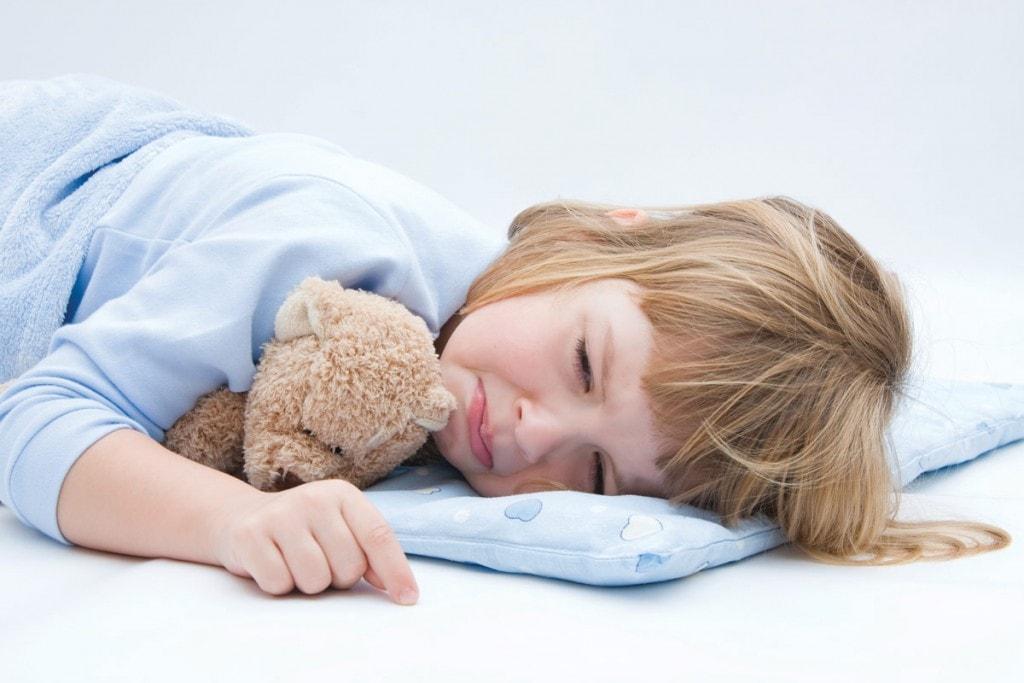 Zasto dete ne spava